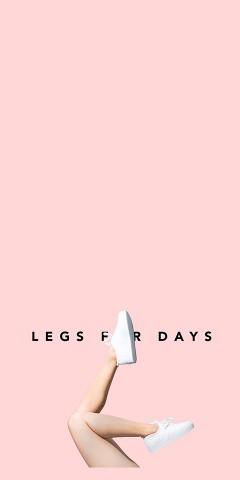 Legs for days
